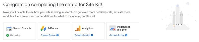 google-site-kit-services