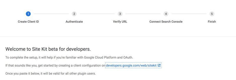 google-site-kit-stappen