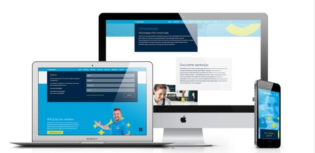 Kleurgebruik voor een goede website