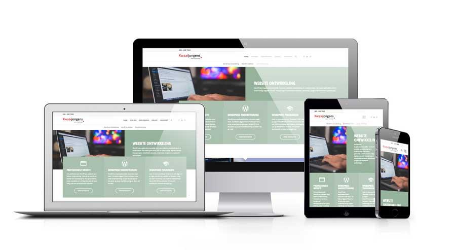 Wat is Responsive Webdesign?