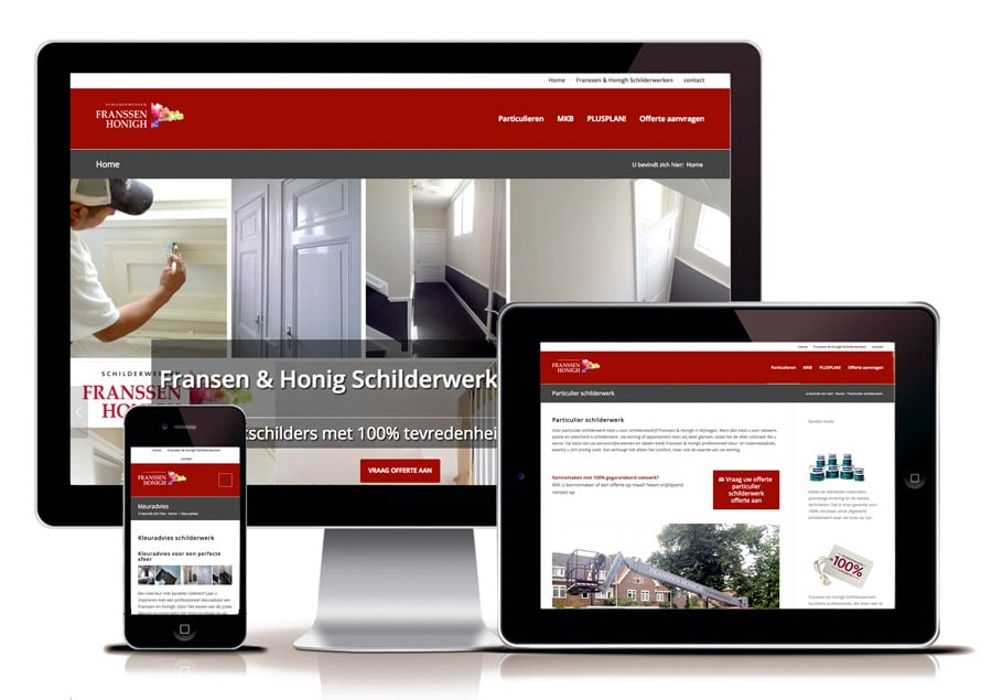 Website bouwen in één dag