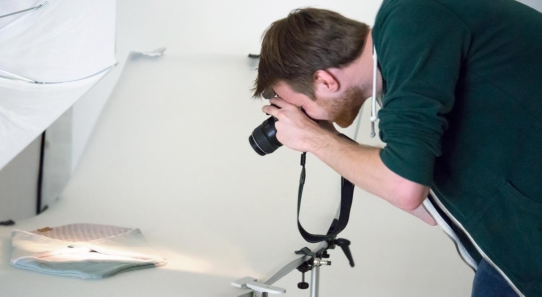 Workshop studiofotografie