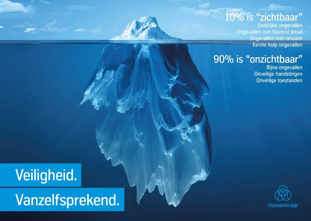 Poster ThuyssenKrupp door Kwaaijongens