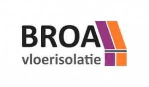 BROA Vloerisolatie | logo