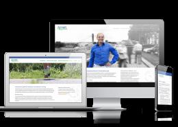 WordPress webdesign en huisstijl