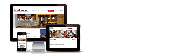 Kwaaijongens-webdesign