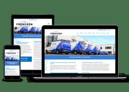 Frencken Handel en Service | Webdesign