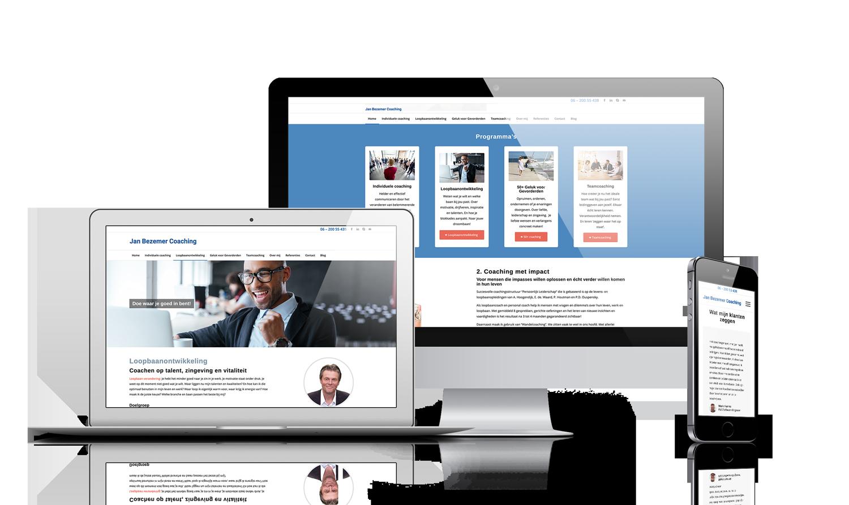 Professionele website Nuenen