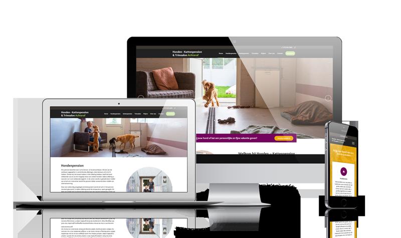 WordPress website Den Bosch
