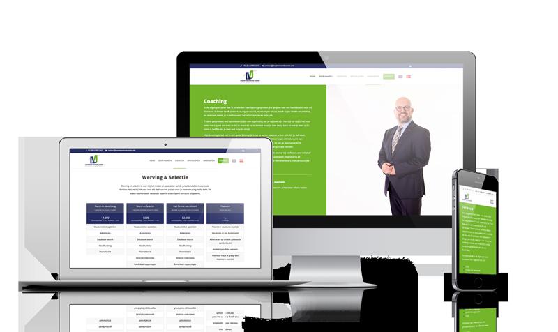 WordPress website Nijmegen