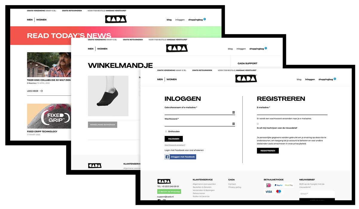 Webdesign WooCommerce op maat