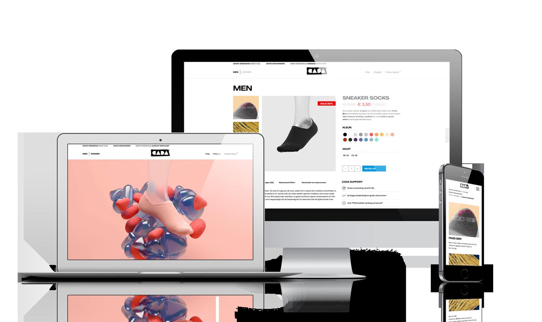 WooCommerce maatwerk design