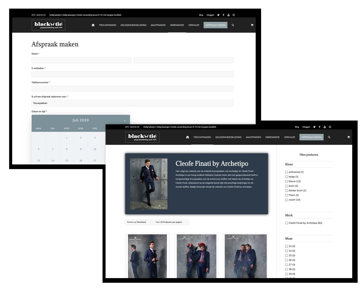 Van Magento naar WordPress webshop