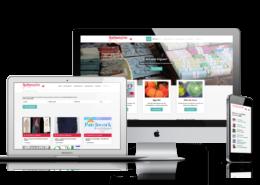 Quiltersgilde WordPress maatwerk site