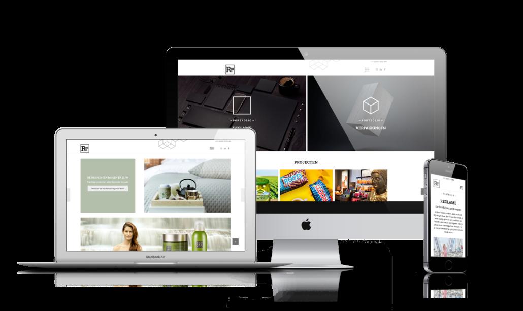Rover Media Group webdesign WordPress