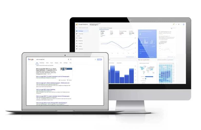 Online marketing bureau in Nijmegen