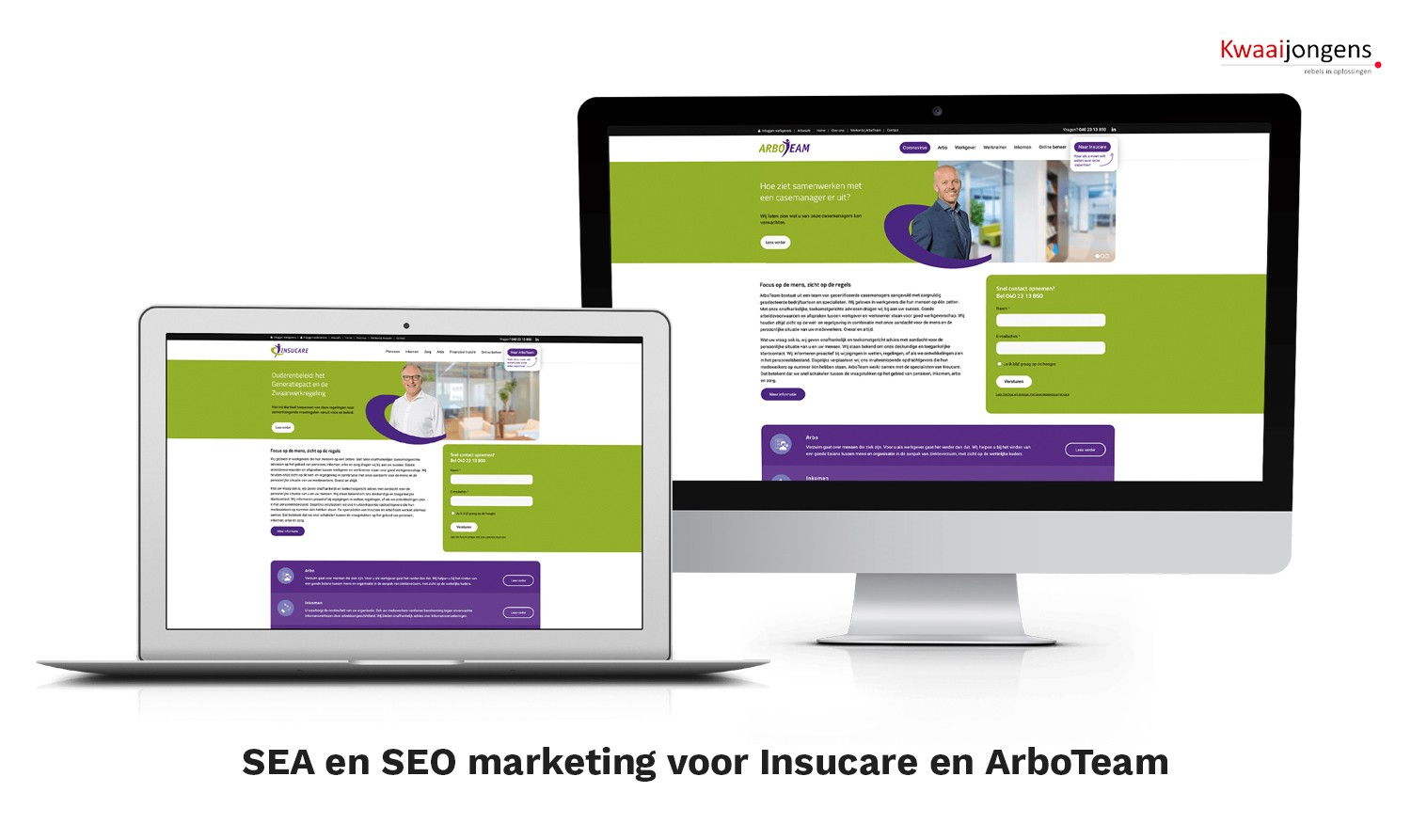 Social post Insucare ArboTeam project